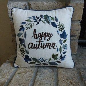 Pier 1 Autumn Pillow